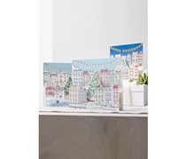 Pop-up Greeting Cards Set of 3