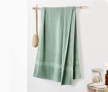 Bath Towel 140 x 70 cm, Light Green
