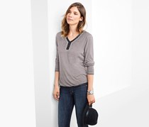 Women's Blouse Shirt, Grey
