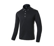 Adidas Men Long Sleeve Golf Top, Black