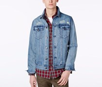 American Rag Men's Denim Jacket, Blue