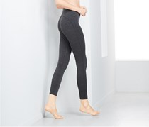 Women's Merino Pants, Dark Grey