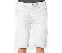 Buffalo David Bitton Men's Parker Denim Shorts, White