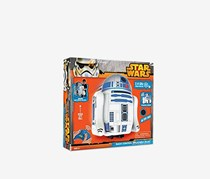 Bladez Toys R/C Inflatable Star Wars R2D2 Toy Figure, White/Blue
