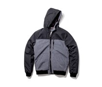 Men Chatham Outerwear Jacket, Charcoal