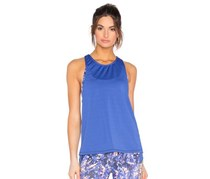 Maaji Women's Player Tank, Blueberry