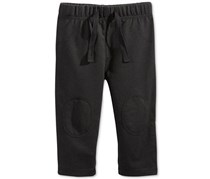 First Impressions Boy's Pull-On Knit Pants, Black