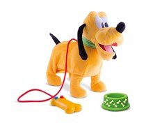 Walking Pluto Doll Moves and Barks Remote Interactive