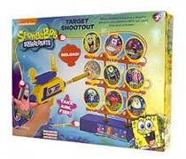 Sponge Bob Target Shootout Game, Yellow Combo