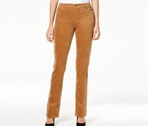 Charter Club Lexington Corduroy Straight-Leg Pants, Salty Nut