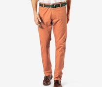 Dockers Slim Tapered Fit Alpha Khaki Pants, Autumn Leaf