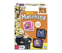 Wonder Forge Despicable Me 3 Matching Game, White/Orange Combo