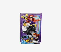 Mattel DC Super Hero Girls Blaster Action Batgirl Doll, Black/Purple