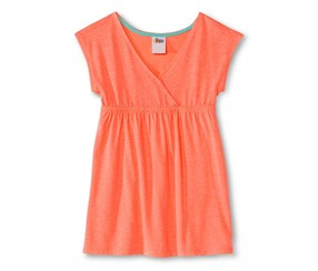 Circo Girl's Dress, Orange