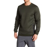 Puma Men's Long Sleeve, Olive