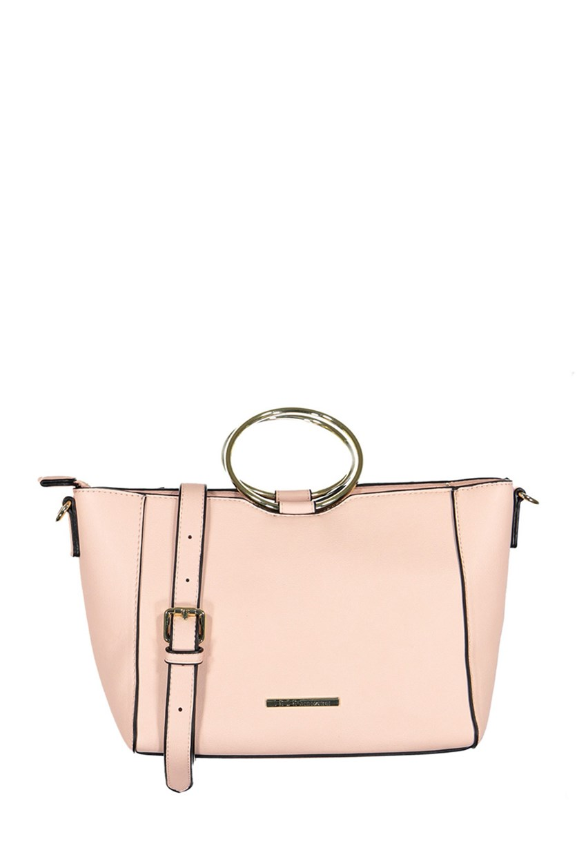 eneration Women's Georgina Satchel Bag, Rose Smoke