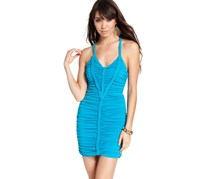 Baby phat Women's Sleeveless Dress, Blue