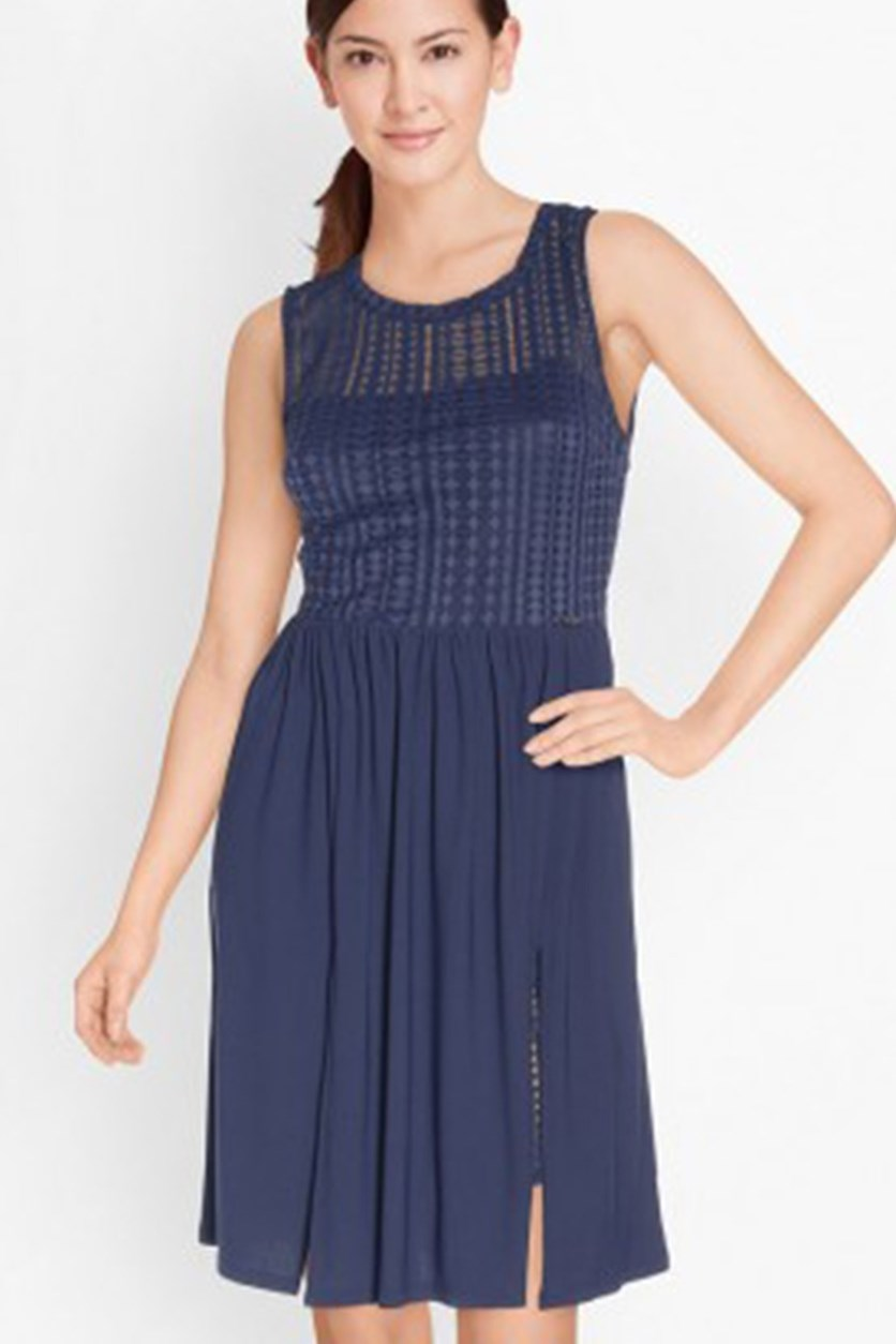 Women's Dress, Blue
