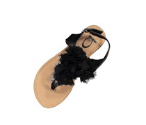 Bebe Kid's Girl Sandals, Black