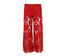 Guess Women's Leslie Pants, Antique Red