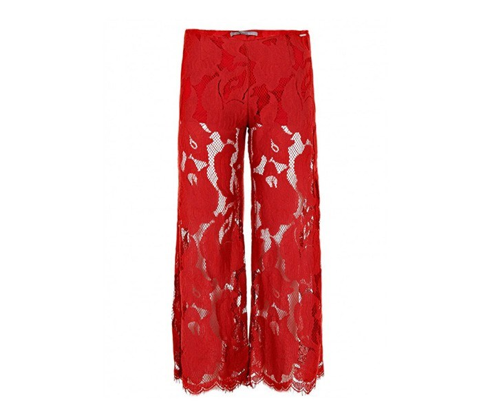 Women's Leslie Pants, Antique Red