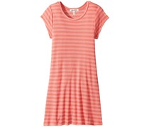 Billabong Kids Girl's Stand Off Dress, Orange