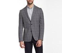 Vince Camuto Trim Fit Wool Blend Blazer, Grey