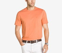 Men's Cotton Performance T-Shirt, Dusty Orange