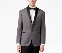 Ryan Seacrest Distinction Men's Slim-Fit Blazer, Grey