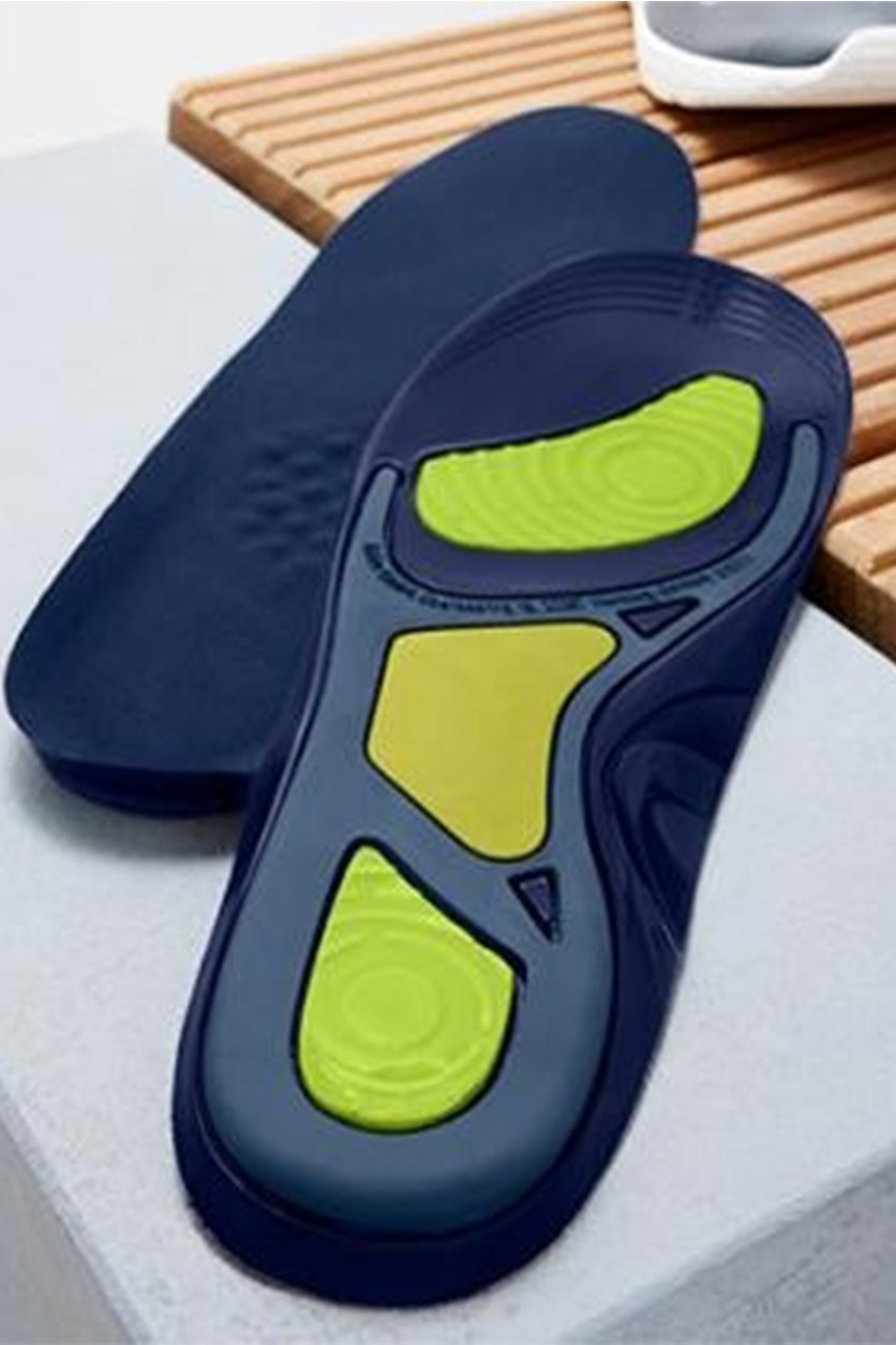 Insole Sport 1 Pair, Blue