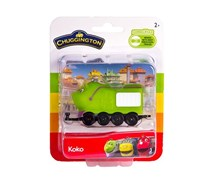 Chuggington Locomotive Coco On Blister, Green
