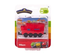 Chuggington Locomotive In Blister Wilson, Red