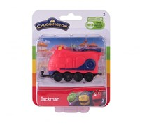 Chuggington Locomotive In Blister Jackman, Red