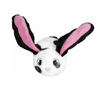 Bunnies Magnetic Bunny Toys, Black/Pink
