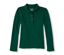The Children's Place Girl's Shirts, Olive
