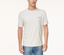 Tommy Bahama Men's First And Coal Graphic-Print T-Shirt, Light Grey Heather