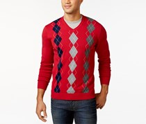 Club Room Men's Sweater, Red