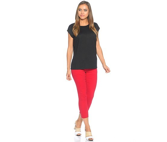 Women's Pants, Red