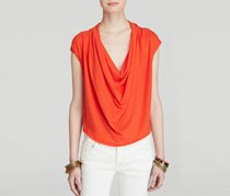 Free People Women's Top's, Orange
