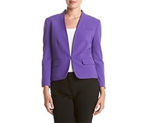 Nine West Women's Blazer, Purple