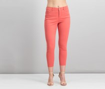 Charter Club Petite Bristol Skinny Ankle Jeans, Jucy Guava
