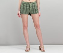 Free People Great Expectations Lace Shorts, Moss