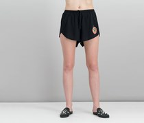 Love Tribe Juniors Looney Tunes Graphic Short, Black