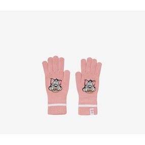 ff95418b05ce Puma Girl s Gloves Active Knit Gloves Tom and Jerry