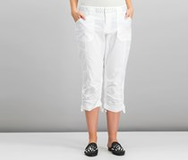 Inc International Concepts Studded Cargo Pants, Washed White
