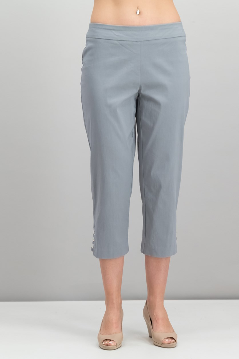 Women's Pants, Lunar Gey