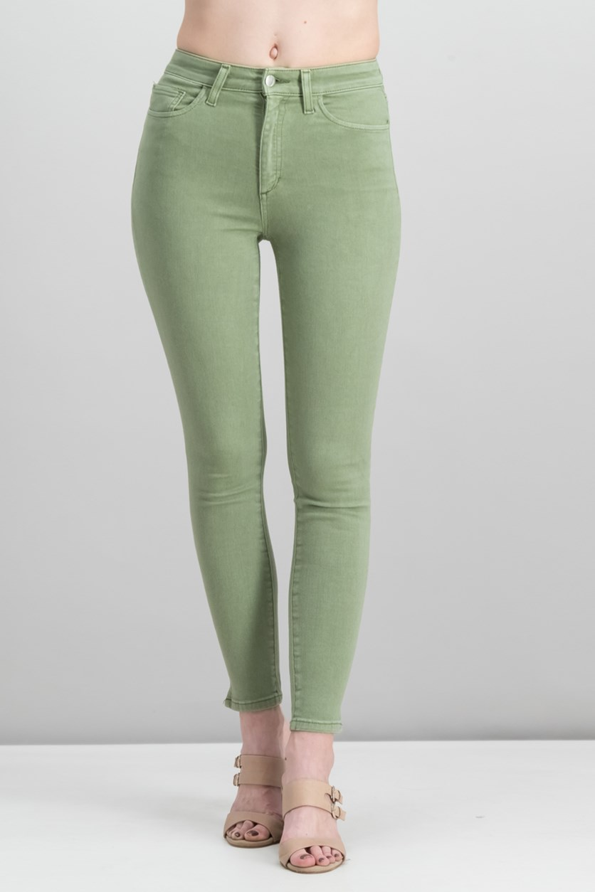 The Charlie Skinny Jeans, Olive Tree