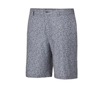 Greg Norman Mens Turf Printed Shorts, Before Dark/Grey