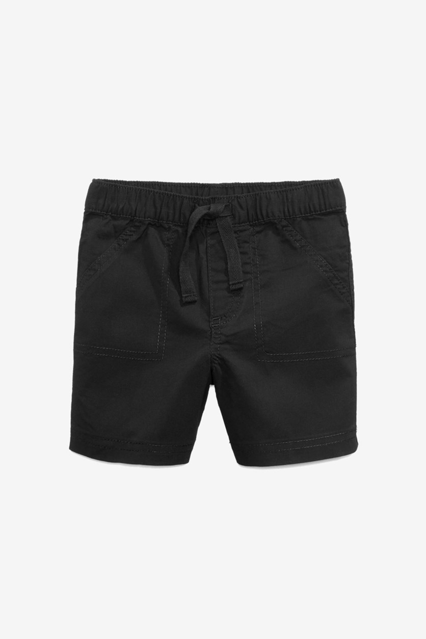 Plain Shorts, Deep Black