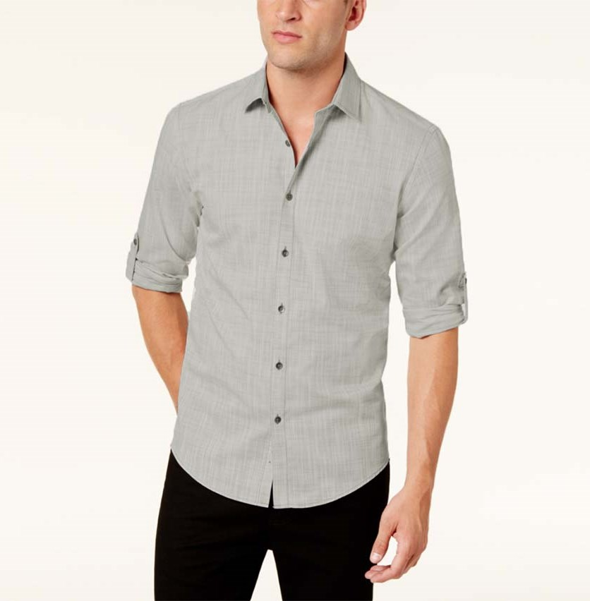 Men's Parktron Stripe Shirt, Kettle